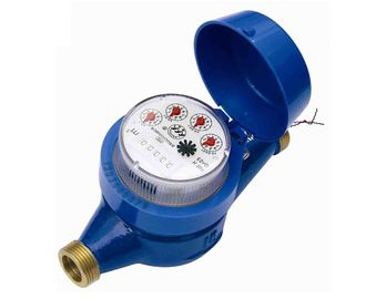 Chiny R160 Class C Residential Water Meter Napęd magnetyczny Multi Jet Super Dry Dial dostawca